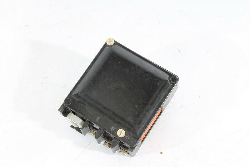 1 X Thermal Overcurrent Relays Type R16 Sp Seo GDR