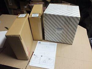 New-Genuine-Fiat-124-Spider-Headrest-bezel-kit-SEALED-71807716-F8