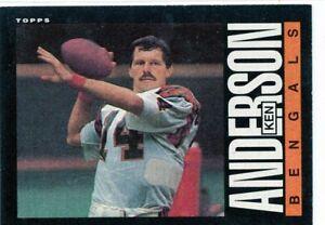 Ken-Anderson-1985-Topps-210-Cincinnati-Bengals