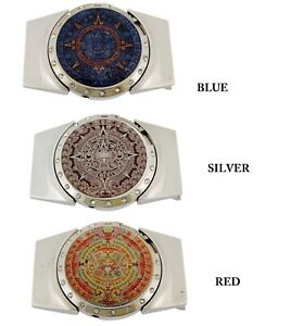 Aztec-Calendar-Removable-Lighters-Belt-Buckle-Mayan-Indian-Fashion-Metal-Gothic