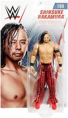 WWE Figuras-Basic Series 94 Mattel-Totalmente Nuevo-Sellado