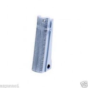 Kimber-Mainspring-Housing-Silver-Full-Size-Custom-amp-Pro-Model-No-1000076A