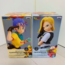 Banpresto Dragon Ball Glitter and Glamours Bulma III 25cm Ver A Figure BANP16628