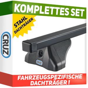 CR3-FP Fahrzeugspezifischer Stahl Dachträger für Ford S-Max I 06-15 kompl