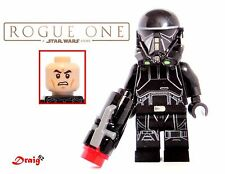 Lego Star Wars  - Imperial Death Trooper with stud shooter from set 75165 *NEW*