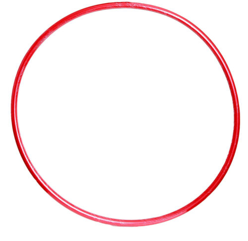 61cm Kids Gym PE Blue or Yellow 46cm NEW Hula Hoops Large Green Small Red