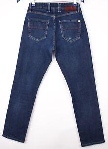TRAMAROSSA Hommes Jeans Jambe Droite Taille W30 L30 ARZ1254