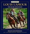 Treasure Mountain by Louis L'Amour (CD-Audio, 2008)