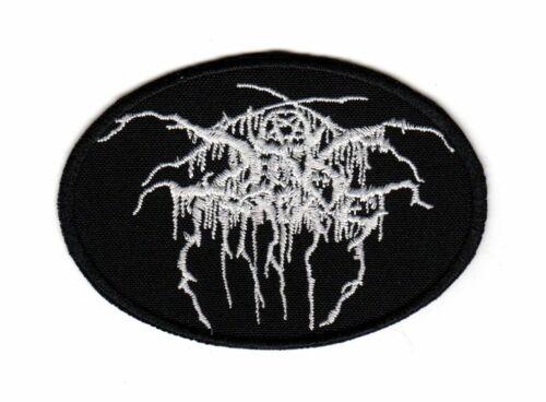 Darkthrone Patch Black Heavy Metal Music Band