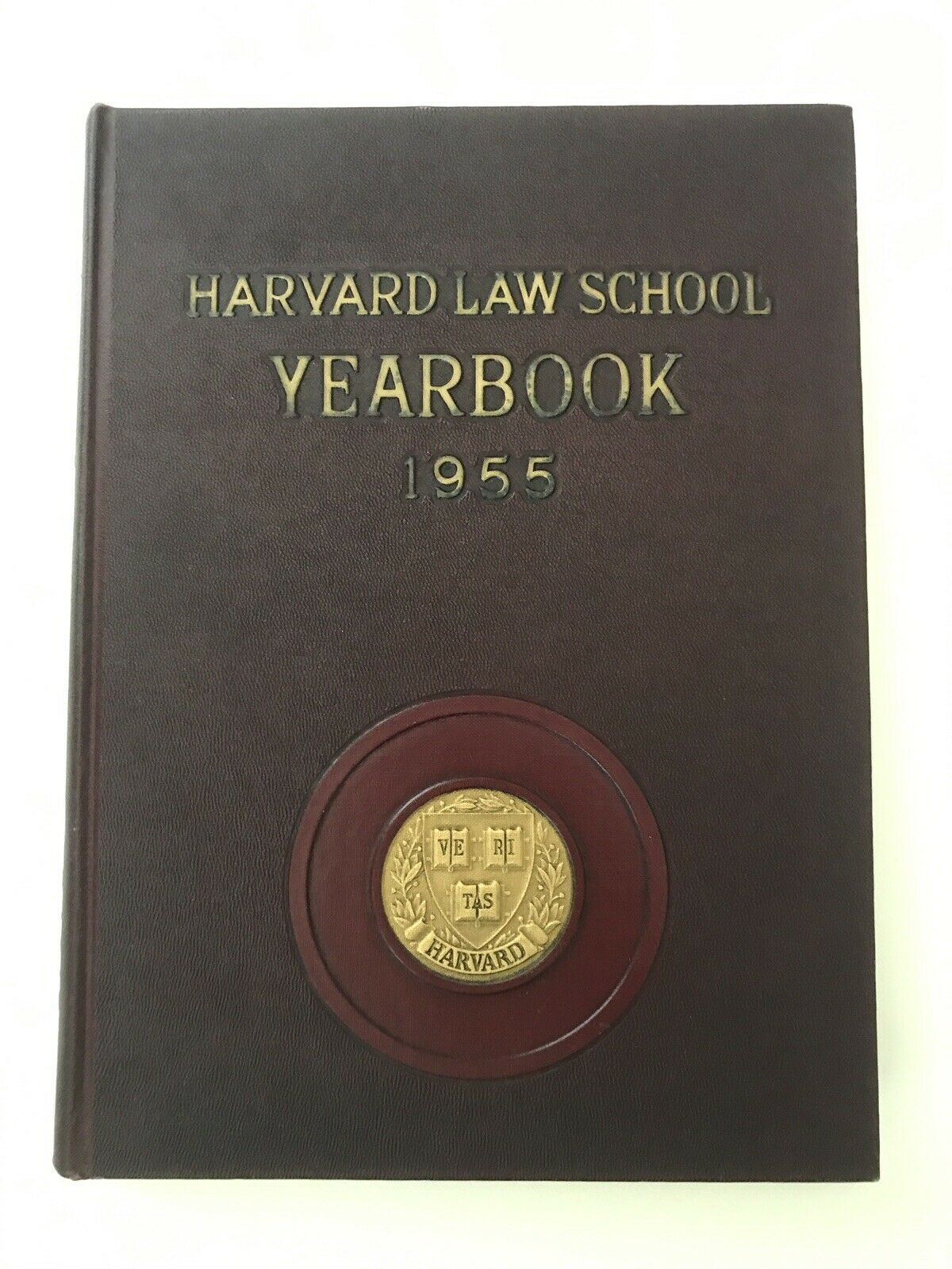 1955 Harvard Law School, Harvard U Cambridge MA Yearbook 2