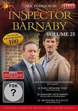 INSPECTOR BARNABY - VOL.25  4 DVD NEU