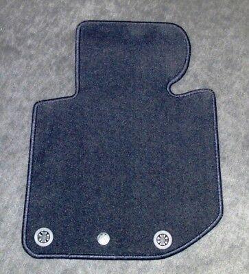 Premium Velour Fußmatten Doppelnaht für BMW 3er E36 Cabrio ab Bj.1993-2000
