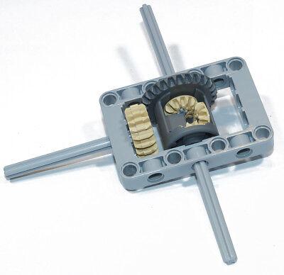 Brillante Lego Technik - Getriebe / Differential / 64179 62821b 32269 6589 44294 Neuware FáBricas Y Minas