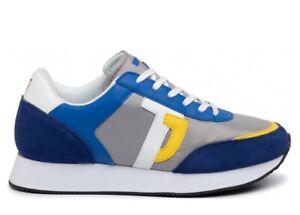 Scarpe-da-uomo-Trussardi-Jeans-77A00248-casual-sportive-basse-sneakers-estive