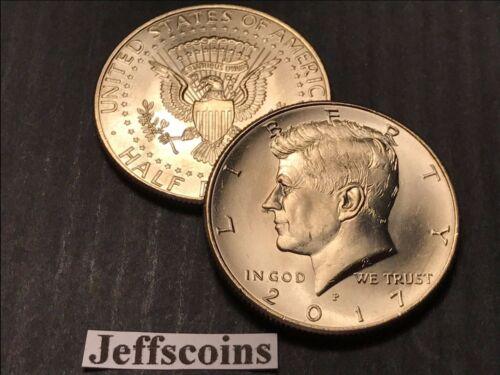 2018 P/&D Kennedy Half Dollar PD MINT ROLL Clad 50¢ Best Collector Grade Coins 21