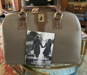 London Fog Oxford Collection Carry On Bag New With Tags Ebay