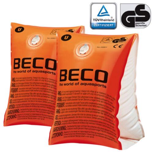 Schwimmflügel 126090 Grevinga® BASIC BECO Standard-Schwimmhilfe