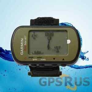 BRAND-NEW-GARMIN-FORETREX-401-WRIST-MOUNT-GPS