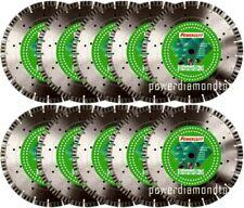 10 14 16mm Turbo Seg Paverconcretegranitestonebrickblock Diamond Blade Best