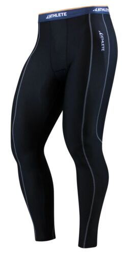 Mens Coovy Midweight Compression Under Base Layer Tights Sports Heat Cold Armour