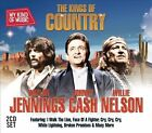 My Kind of Music: The Kings of Country by Johnny Cash/Waylon Jennings/Willie Nelson (CD, Aug-2012, 2 Discs, USM Media)