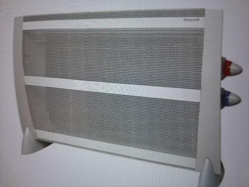 Honeywell HW 220 Wärmewellen Heizgerät perlweiss Wandmontage oder zum Aufstellen