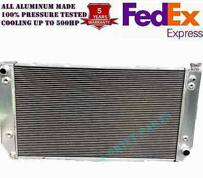 ALL ALUMINUM RADIATOR FIT 94-2000 CHEVY C2500 3500 K2500 Trucks 3 CORE//3 ROWS