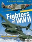 Fighters of WWII 6 STUNNING Posters 9781925265002 by Kim Lockwood Poster