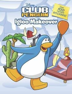 Details about Igloo Makeover (Disney Club Penguin) by Club Penguin