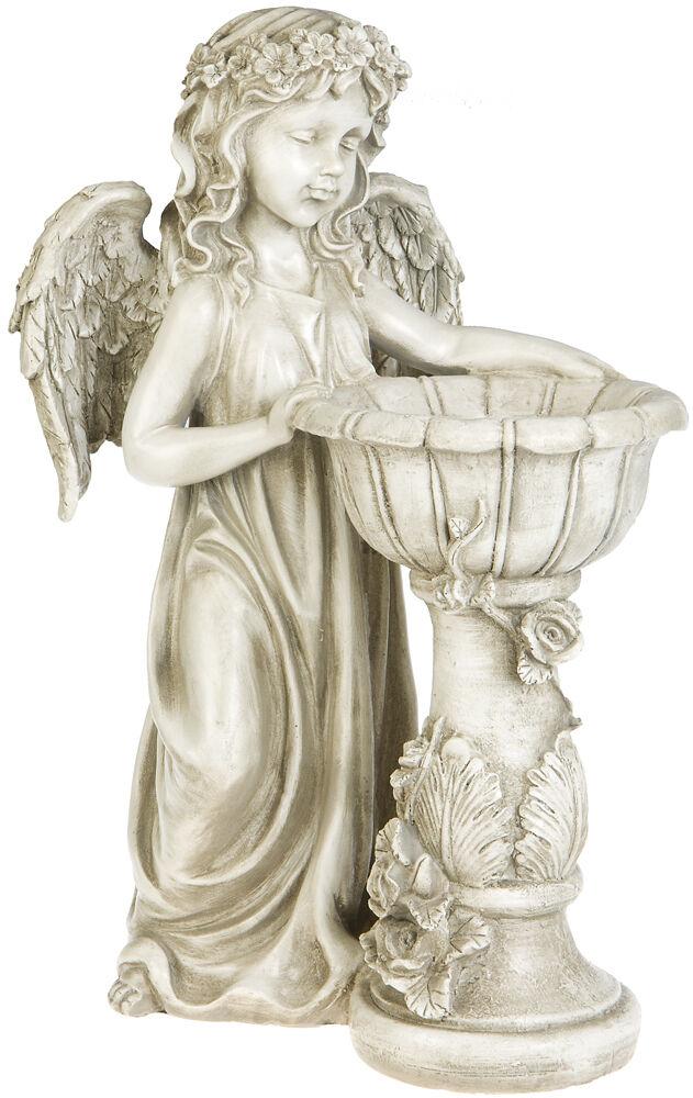 Eden Ángel jardín decorativas personaje con Pilar Ángel personaje estatua escultura grabdeko Dios