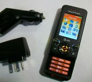 good sony ericsson w580i w580 camera gsm bluetooth mp3 slider at t rh ebay com Sony Ericsson Flip Phone Sony Ericsson W600