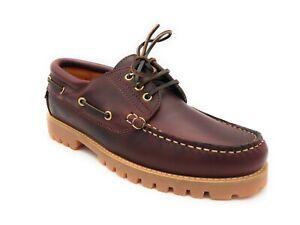 Lumberjack-Barca-in-pelle-Scarpa-da-uomo-Lumberjack-Barca-Lumberjack-SM33404