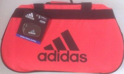 Adidas Diablo small men's duffle bag NWT