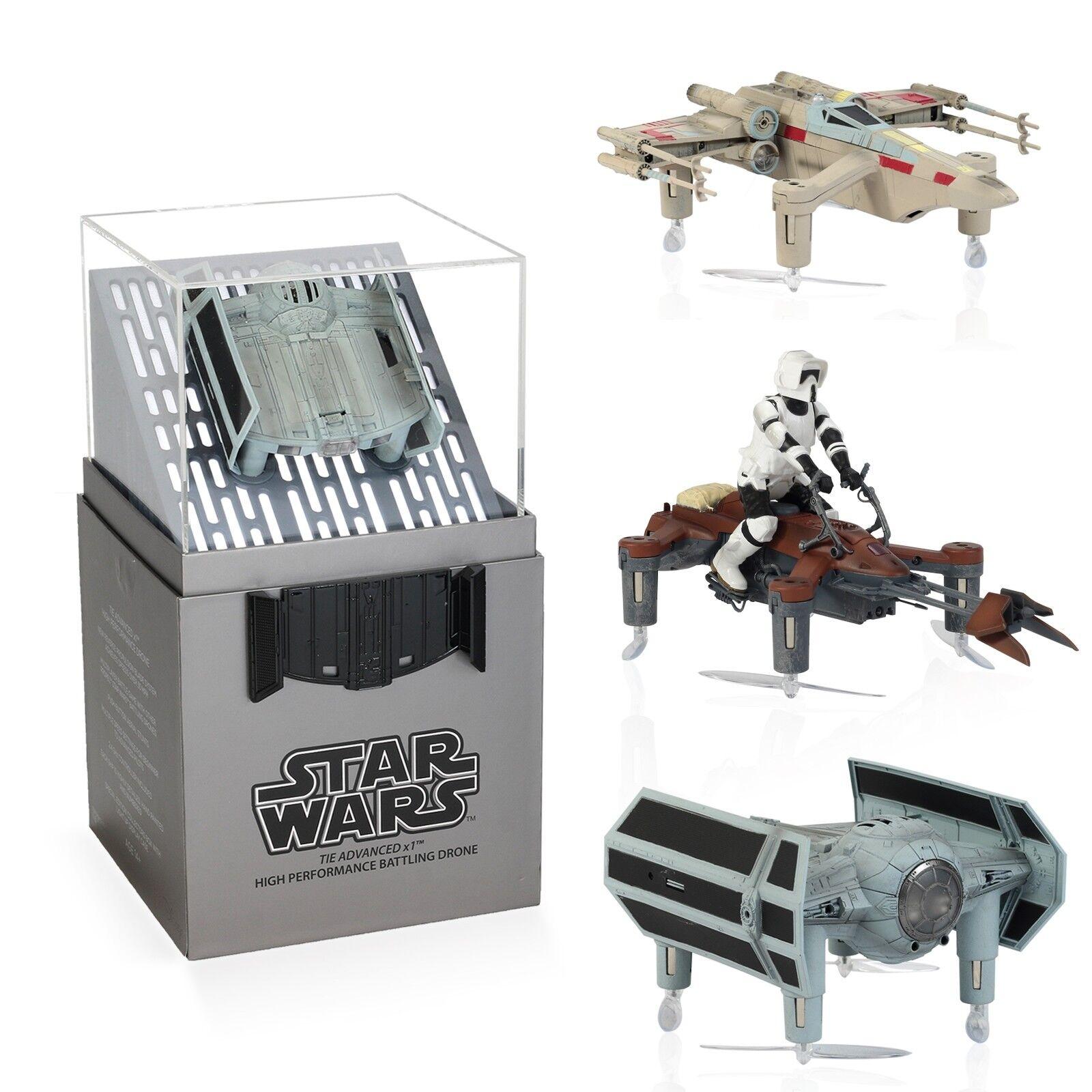 Alle Artikel in Elektrisches Spielzeug PROPEL Star Wars Tie Fighter Battle Sammler Box Racing Drohne AUSSTELLER