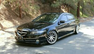 2005 Acura TL 6-Speed MT with Navigation System and Brembo Brakes