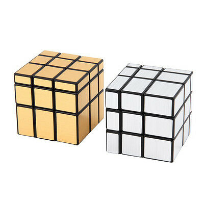 Hot 3X3X3 Speed Mirror Cube Super Smooth Magic Puzzle Portable Toy Gifts