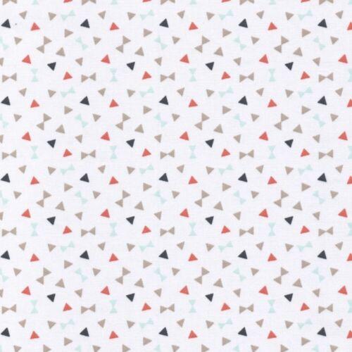 Bertie Bear-Tissu de coton childens Couture Quilting Garçons également Jersey