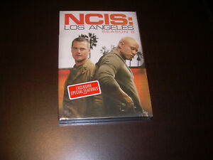 The-Complete-Eighth-Season-8-Eight-NEW-Sealed-NCIS-LOS-ANGELES-DVD-2018