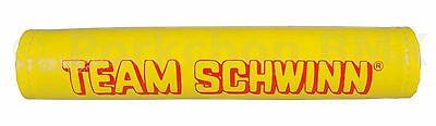 Schwinn Sting VINYL SNAP old school BMX Bicycle Handlebar Bar Pad BLACK