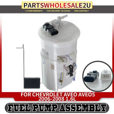 2007 chevrolet aveo ls fuel filter fuel pump w sending unit for chevrolet aveo aveo5 2006 2007 2008  chevrolet aveo aveo5 2006 2007 2008