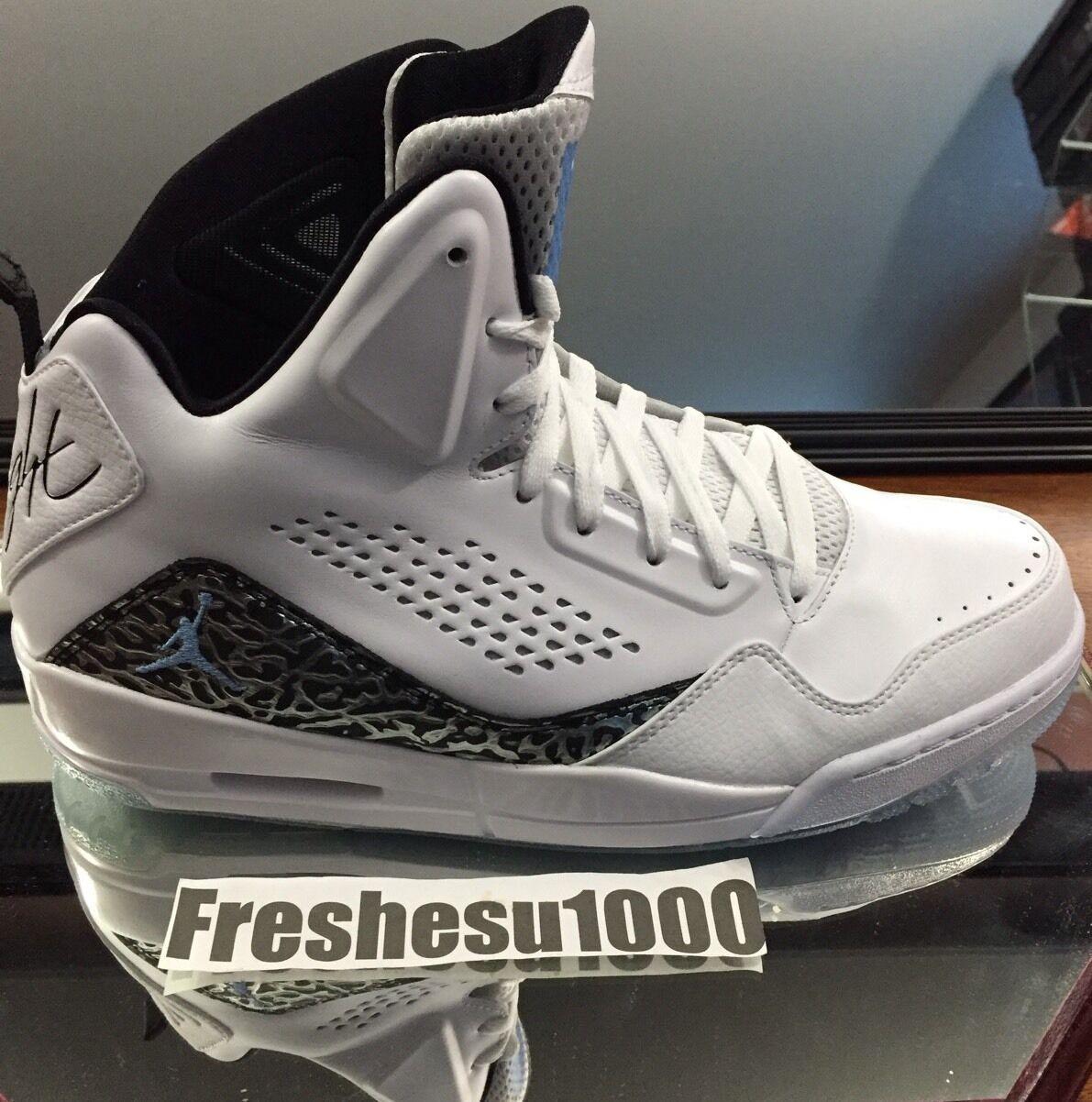 Nike Air Retro Jordan Flight leyenda Azul UNC sc 11,5 - 3 Prem tamaño 11,5 sc 409d60