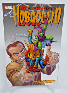 Spider-Man-Hobgoblin-Lives-1-2-3-Marvel-Comics-TPB-Trade-Paperback-Brand-New