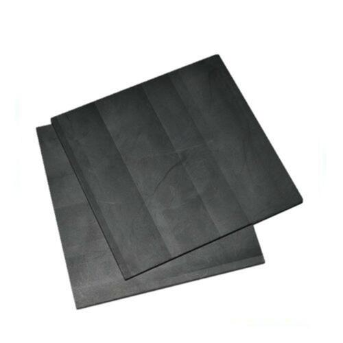 US Stock 1x  3*60*150mm 99.99/% Pure Graphite Electrode Rectangle Plate Sheet