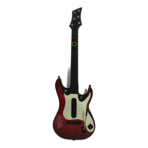 Guitar Hero Band Hero Playstation 2 Playstation 3 Wirelss Guitar Works No Dongle