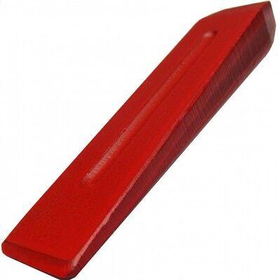 F/ällkeil aus Stahl 1,5 kg Holzspalter Holzspaltkeil Spaltkeil
