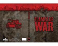 Flames of War: Manuale di Gioco in Italiano + Guida Rapida, III Edizione