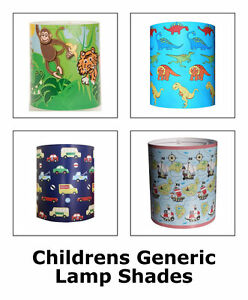 Boys and girls lamp shades childrens bedroom lighting transport image is loading boys and girls lamp shades childrens bedroom lighting mozeypictures Images