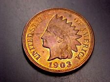1903 1C RB (Proof) Indian Cent