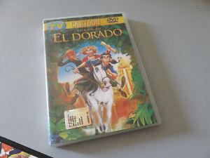 La Strada per EL DORADO Cartoni TV Sorrisi e Canzoni  DVD -  Ottimo usato