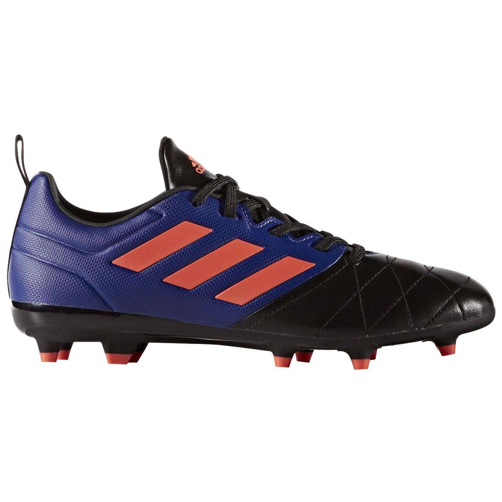 Adidas Mujer Ace 17.3 botas Fútbol Suela Firme Deportivo Fg con Fútbol Zapatos